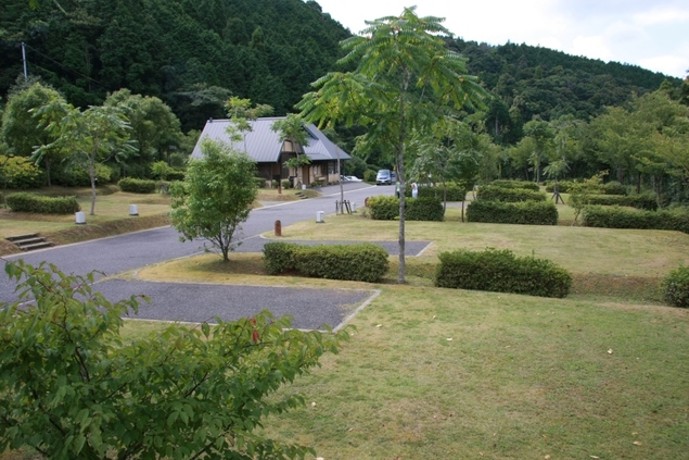 福連木子守唄公園オートキャンプ場