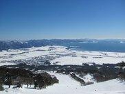 猪苗代スキー場 中央×ミネロ