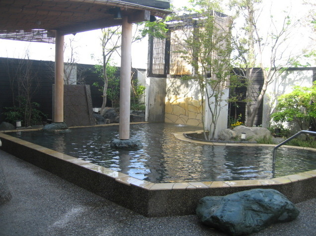 保湿と保温効果が高い美人湯としても人気