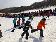 札幌藻岩山スキー場まつり