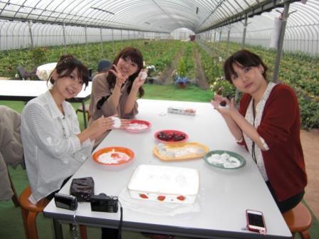 前田いちご園