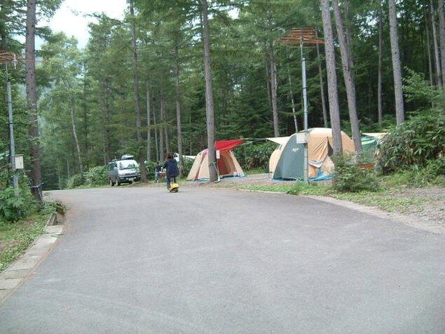 アイミックス自然村南乗鞍オートキャンプ場