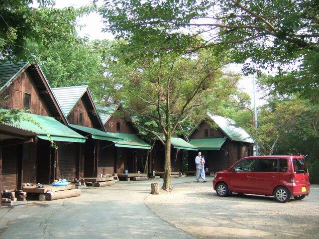 阿蘇ファンタジーの森キャンプ村