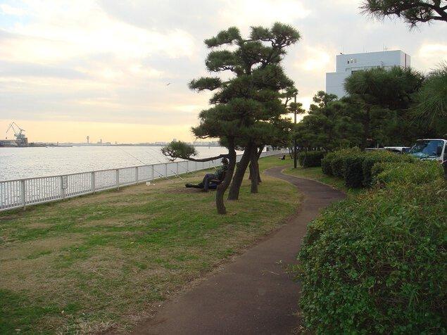 東京都立暁ふ頭公園