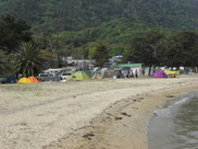 小部キャンプ場