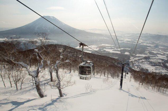 2019ニセコビレッジ スキー場観光ゴンドラGW特別営業
