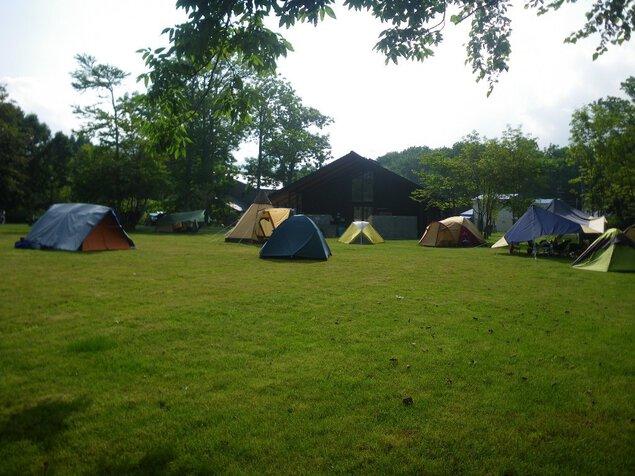 和琴キャンプ場