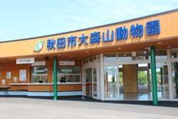 秋田市大森山動物園 ~あきぎんオモリンの森~