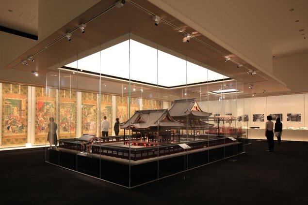 増上寺 宝物展示室