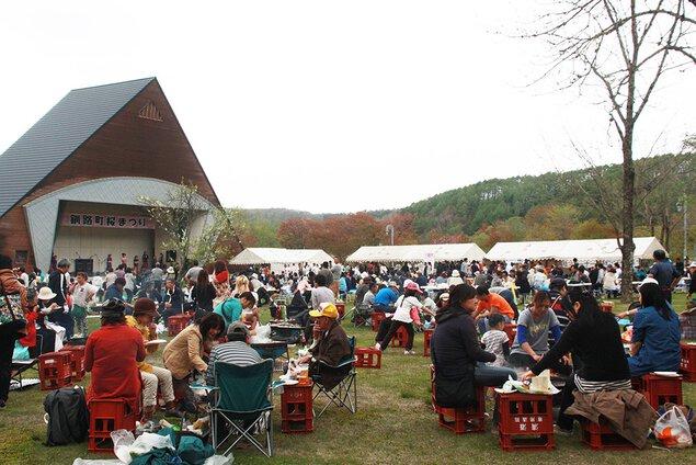 第37回 釧路町桜まつり