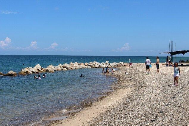 丸山海水浴場