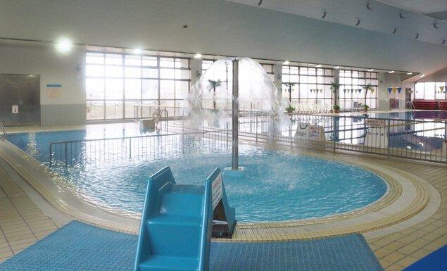名古屋市香流橋温水プール