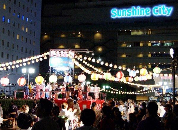 第41回サンシャインシティ納涼盆踊り大会