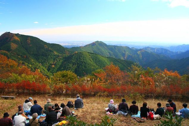 山 東京 御嶽