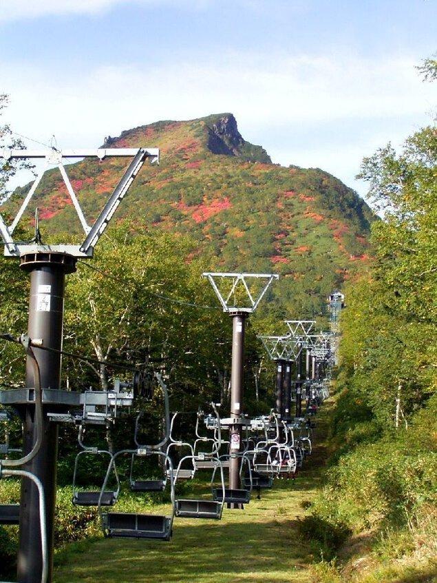 大雪山(黒岳)の紅葉