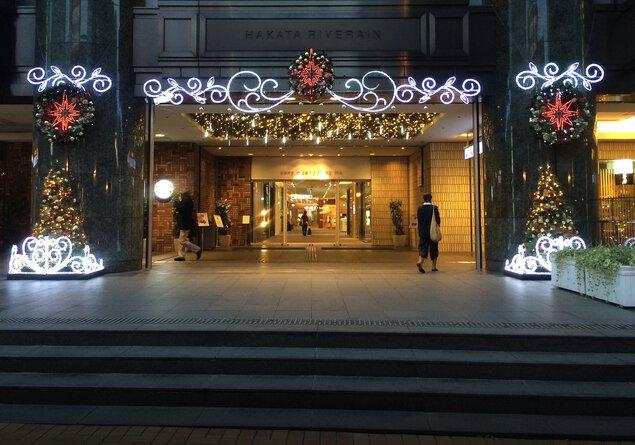 博多リバレインのクリスマス2018