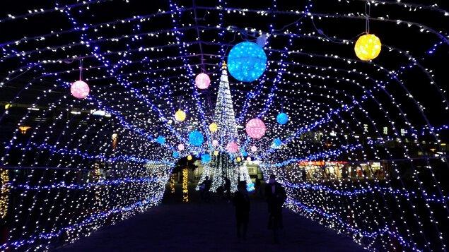 天理市光の祭典2018
