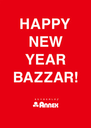 ANNEX NEW YEAR BAZZAR