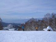志賀高原 西館山スキー場