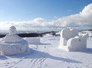 第8回雪像ゆきまつり in だんパラ