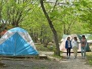 休暇村那須キャンプ場