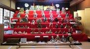 雛祭 古典人形展