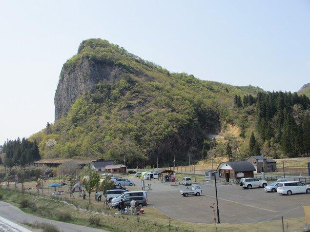 CAPTAIN STAG(R) 八木ヶ鼻オートキャンプ場