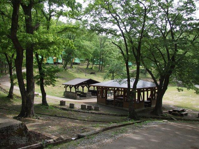 鷹の巣キャンプ場