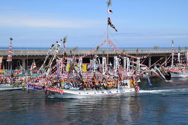 第33回 南かやべひろめ舟祭り