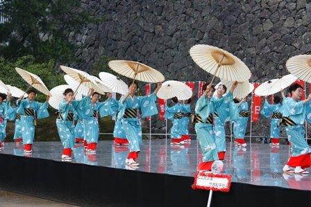 2018松江だんだん夏踊り