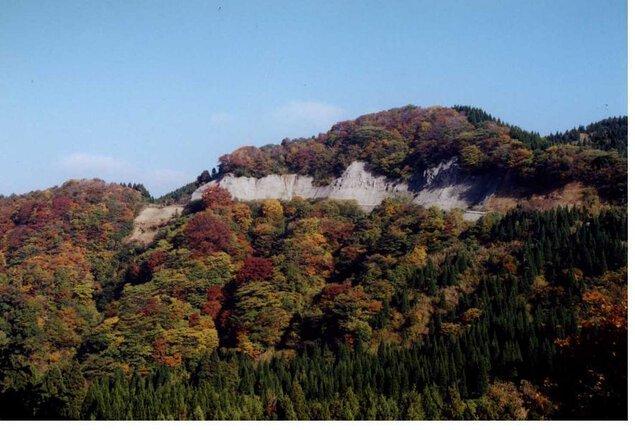 宝達山の紅葉