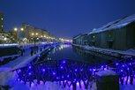 小樽ゆき物語「青の運河」