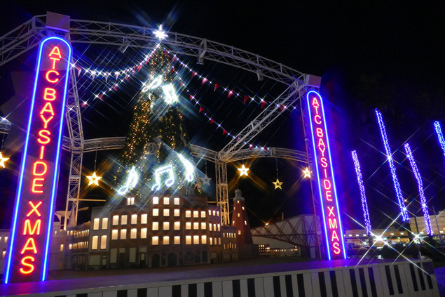 大阪南港ATC BAYSIDE CHRISTMAS 2017