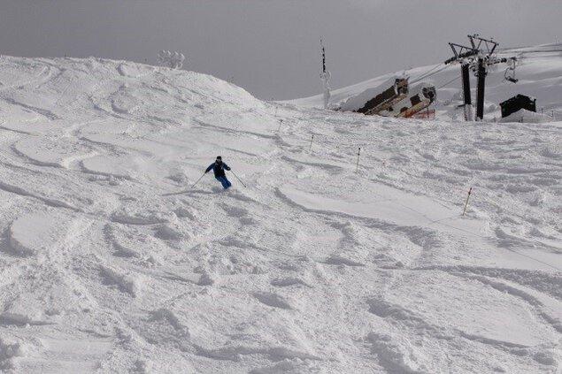 箕輪スキー場 オープン
