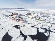 網走流氷観光砕氷船 おーろら冬季運行