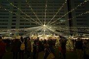 福岡市役所前広場
