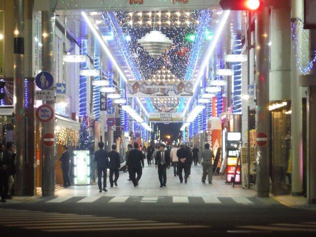 宮崎イルミネーション in 2018 ~恋とキラメキは街にある~