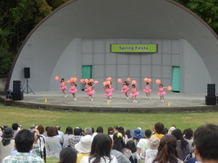 愛知県森林公園スプリングフェスタ