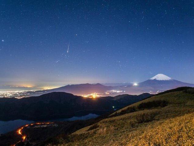 箱根駒ヶ岳ロープウェー 星空天体観測ナイトツアー