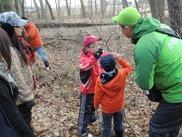 小岩井農場自然散策特別版 冬芽の観察会