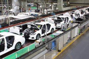 トヨタ会館 トヨタ自動車工場