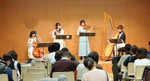親子のプレミアム・サロンコンサート「弦楽コンサート&バイオリン体験」(大田区)