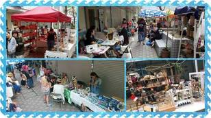 手作り市 in Hapuna Cafe(5月)