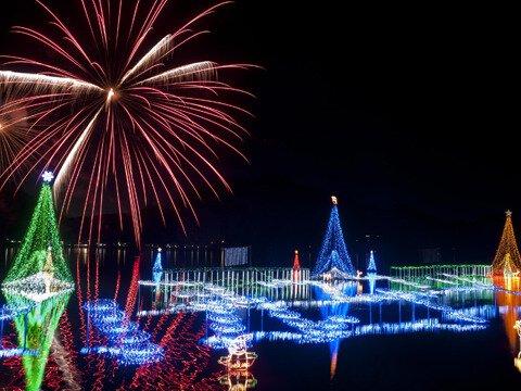 榛名湖イルミネーションフェスタ2018