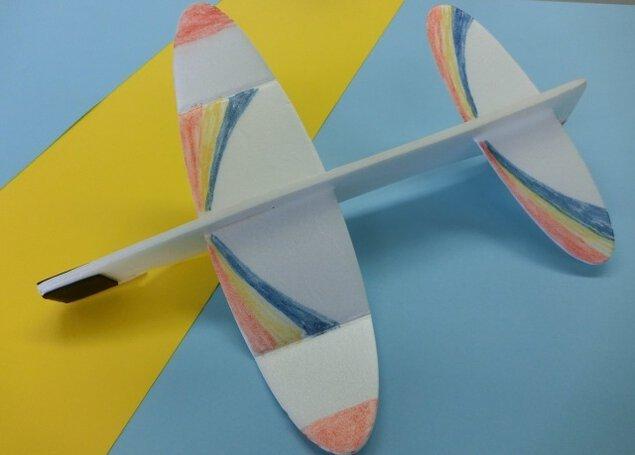 大空へ飛ばそう!オリジナル紙飛行機づくり教室
