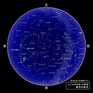 星空観察会~春の星座へ~