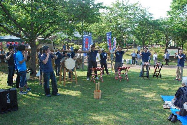 武雄温泉保養村ほたる祭り