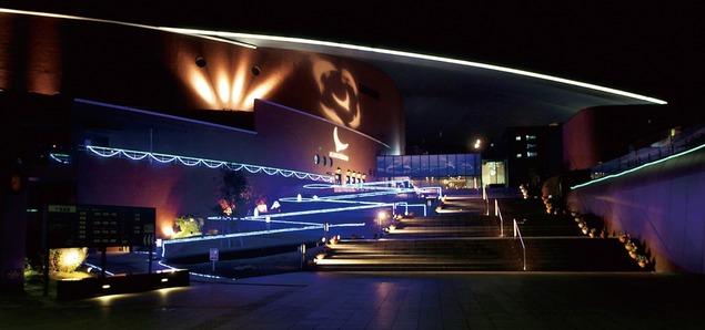 ゴールデンウィーク  夜の水族館