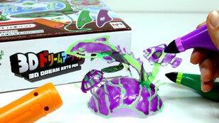 3Dドリームアーツペンを体験してみよう!