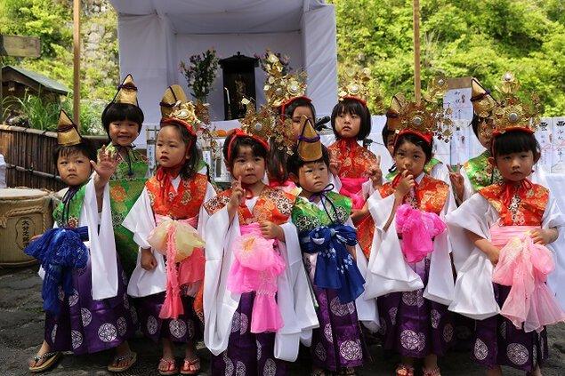 第139回 湯平温泉祭り